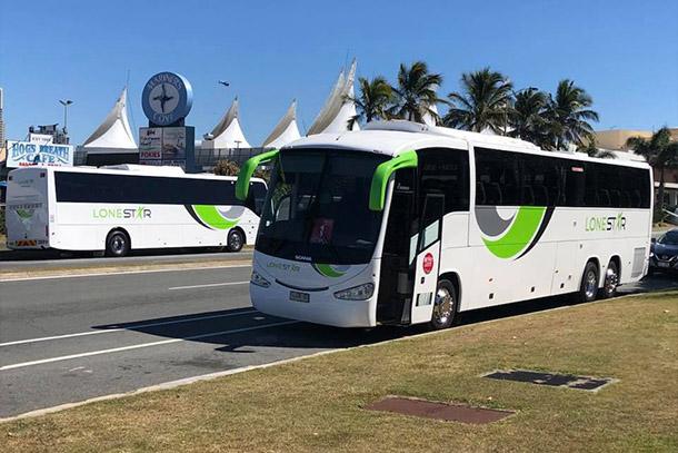 Lonestar Coachlines Gold Coast 1